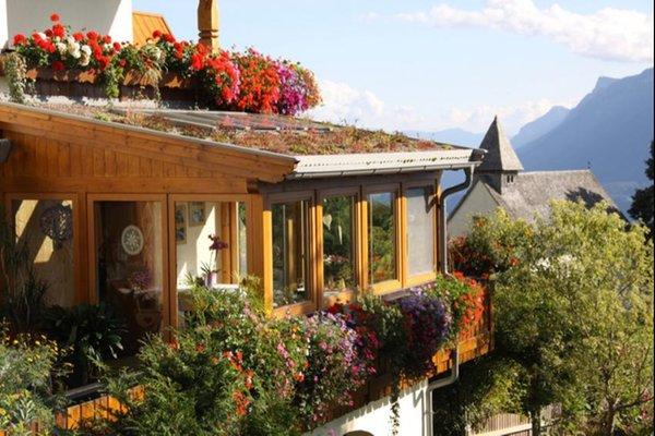 Foto vom Balkon Kastnerhof