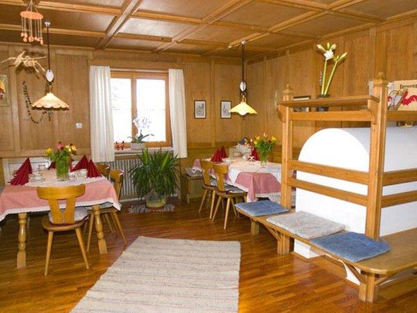 Foto der Stube Ferienwohnungen auf dem Bauernhof Kastnerhof