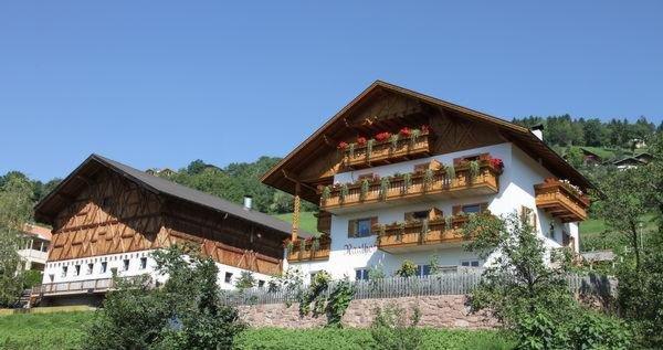 Foto estiva di presentazione Naglhof - Appartamenti in agriturismo 3 fiori