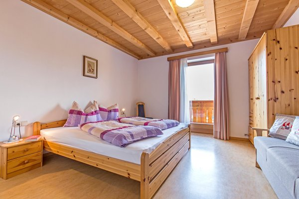 Foto della camera Appartamenti in agriturismo Naglhof