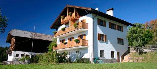 Sommer Präsentationsbild Ferienwohnungen auf dem Bauernhof Oberkapillhof