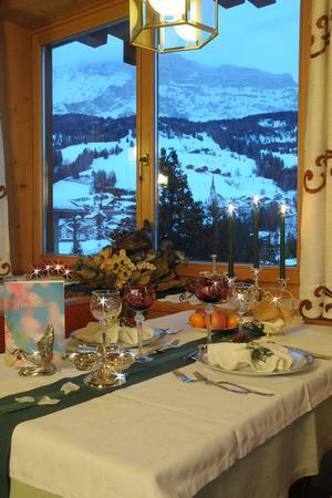 Il ristorante Badia - Pedraces Serena