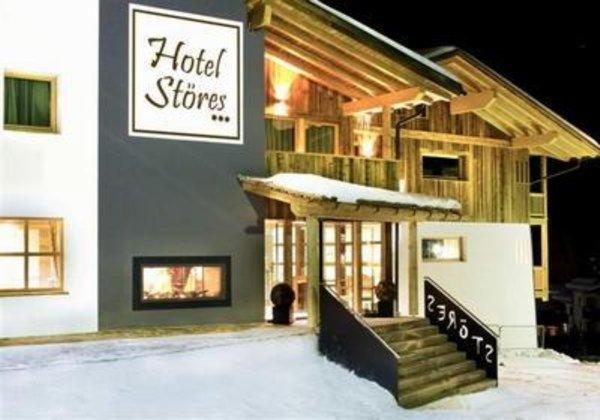 Foto invernale di presentazione Hotel Störes