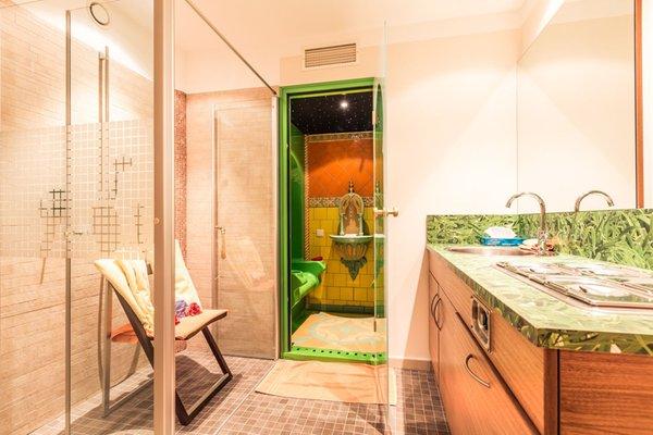 Foto del bagno Hotel Winzerhof