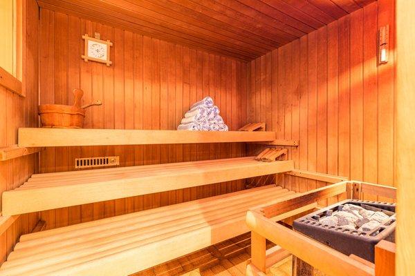 Foto della sauna Termeno