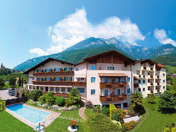 Foto estiva di presentazione Hotel Winzerhof