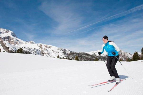 Foto di presentazione Iris Lanz - Maestro di sci