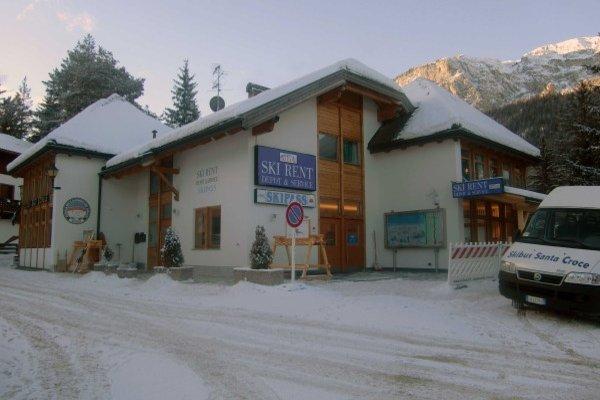 Winter presentation photo Ski rental Skiland