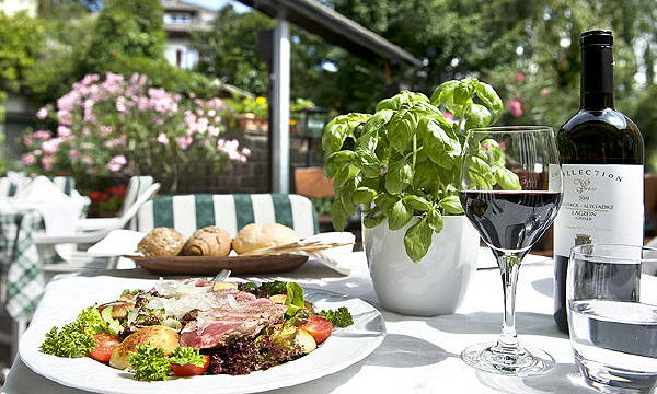 Recipes and gourmet-dishes Alla Torre / Zum Turm