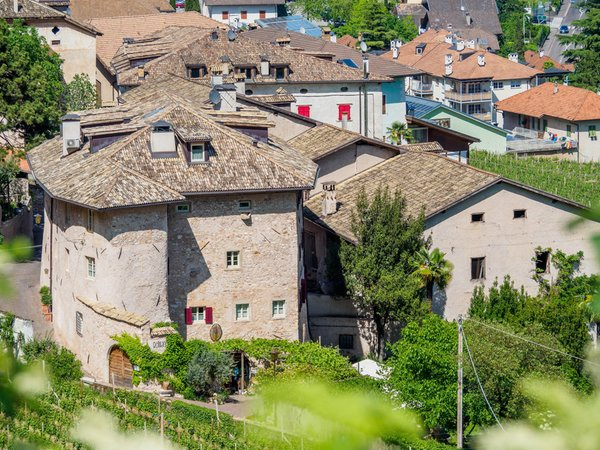 Foto di presentazione Ansitz Romani - Camere + Appartamenti 4 soli
