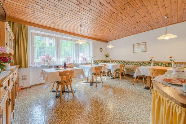 Il ristorante Termeno (Strada del Vino Sud) Haus Florian