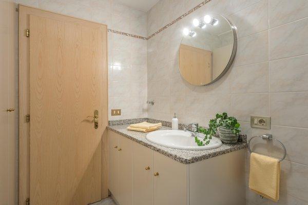 Foto del bagno Apartments La Rösa