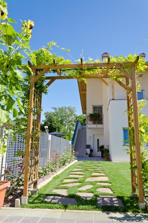 Foto del giardino Termeno (Strada del Vino Sud)