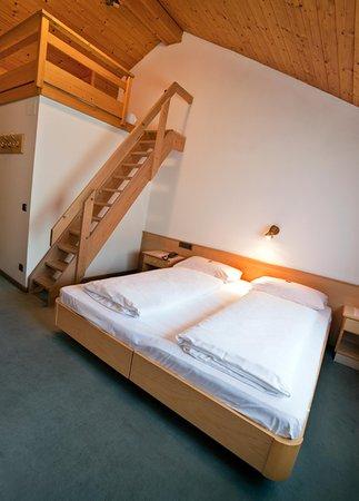 Foto vom Zimmer Hotel Ustaria Posta