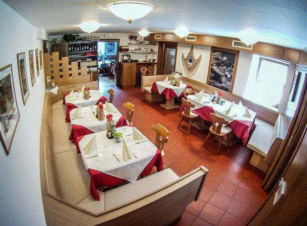 Das Restaurant Badia - Pedraces Ustaria Posta