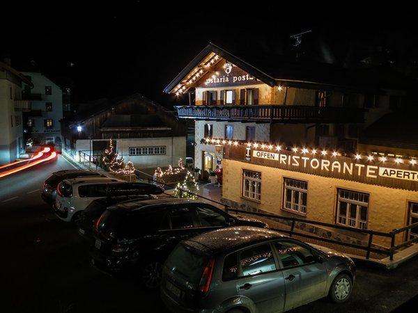 Winter Präsentationsbild Hotel Ustaria Posta