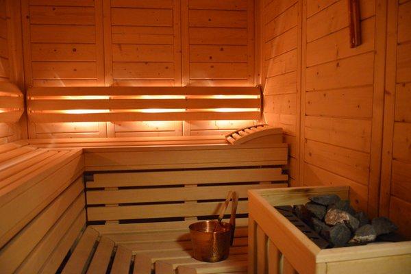 Foto della sauna Passo Oclini