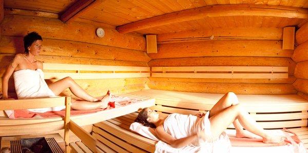 Photo of the sauna Passo Oclini / Jochgrimm