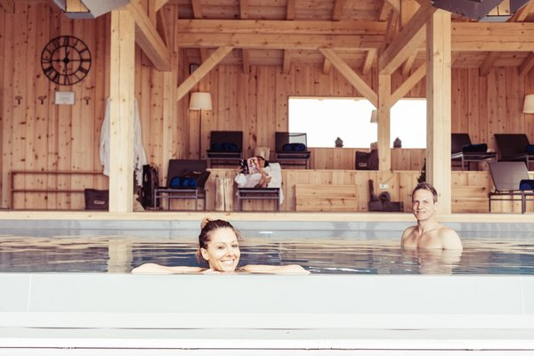 Photo of the wellness area Alpine Wellness Berghotel Jochgrimm