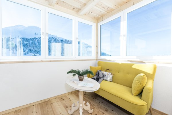 The living area Alpine Wellness Berghotel Jochgrimm
