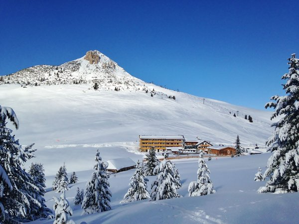 Winter presentation photo Alpine Wellness Berghotel Jochgrimm