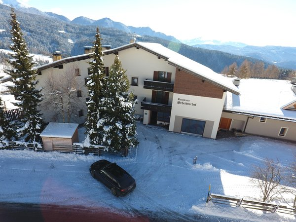 Foto invernale di presentazione Residence Scheidnerhof