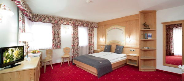 Photo of the room Hotel Vajolet