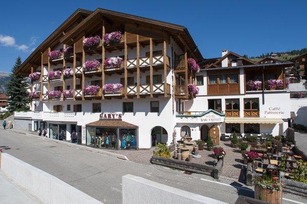 Foto estiva di presentazione Vajolet - Hotel 3 stelle