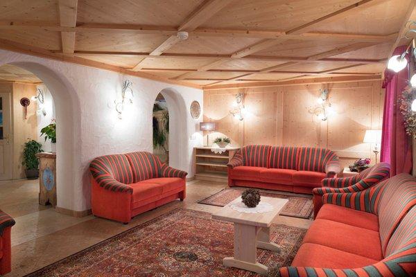 Le parti comuni Hotel Vajolet