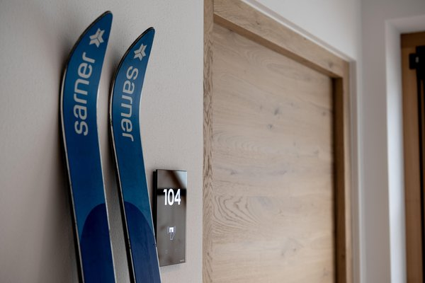 The skiroom Alpine Hotel Penserhof