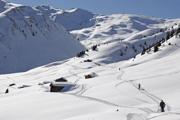 Photo gallery Val Sarentino / Sarntal winter