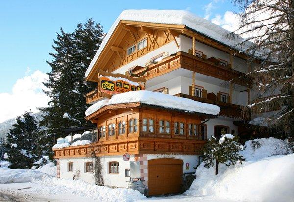 Winter Präsentationsbild Restaurant Penserhof