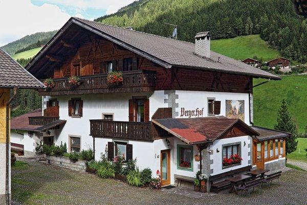 Foto estiva di presentazione Residence Bergerhof