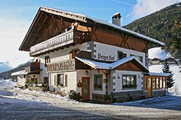 Foto invernale di presentazione Residence Bergerhof