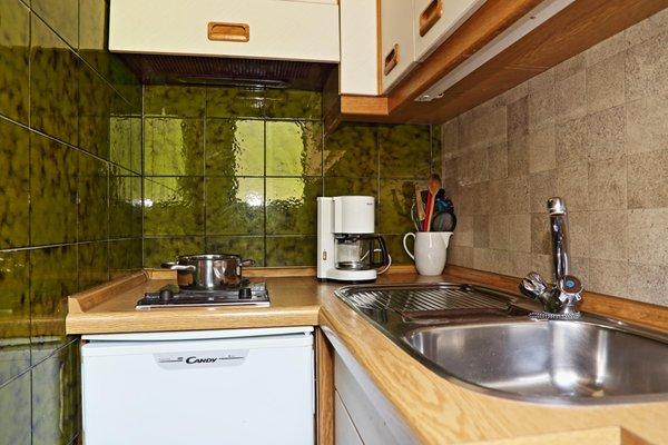 Photo of the kitchen Bergerhof
