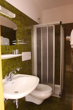 Foto del bagno Residence Bergerhof