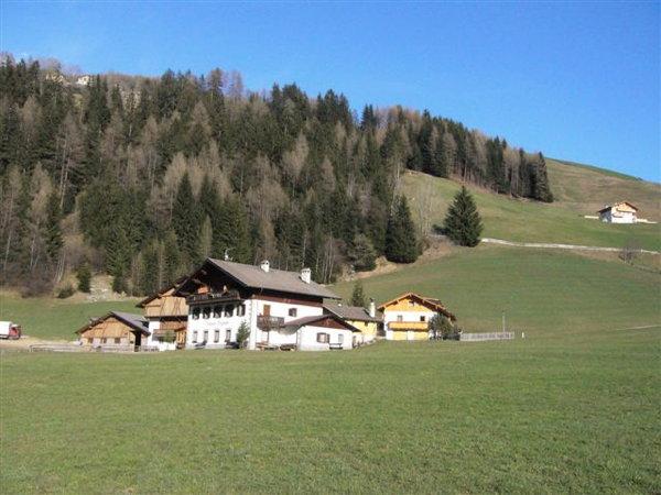 Position Residence Bergerhof Val Sarentino / Sarntal