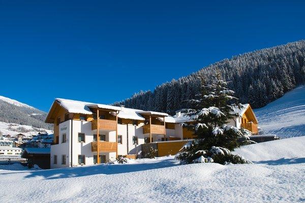 Foto invernale di presentazione Residence Flöckinger