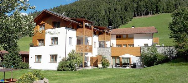 Foto estiva di presentazione Residence Flöckinger