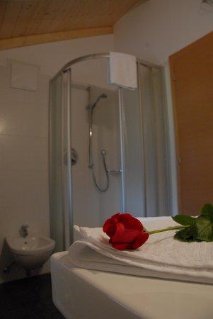 Foto del bagno Residence Flöckinger