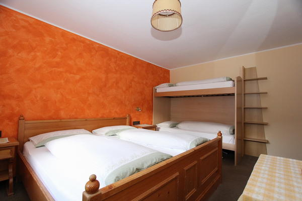 Photo of the room Hotel Cime Bianche