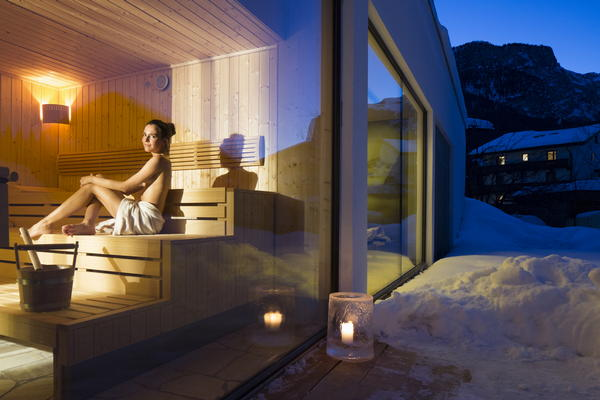 Photo of the sauna La Villa