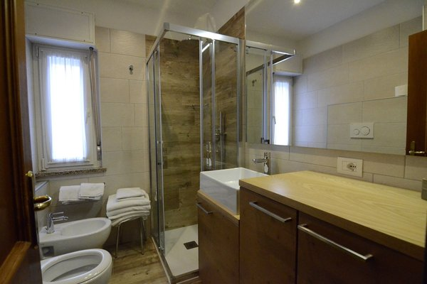 Foto del bagno Appartamenti Fiori