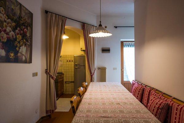 La zona giorno Appartamenti Fiori