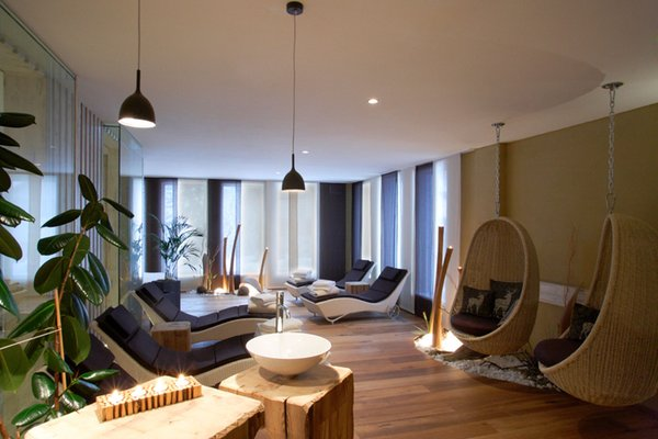 Photo of the wellness area Hotel Ciasa Soleil
