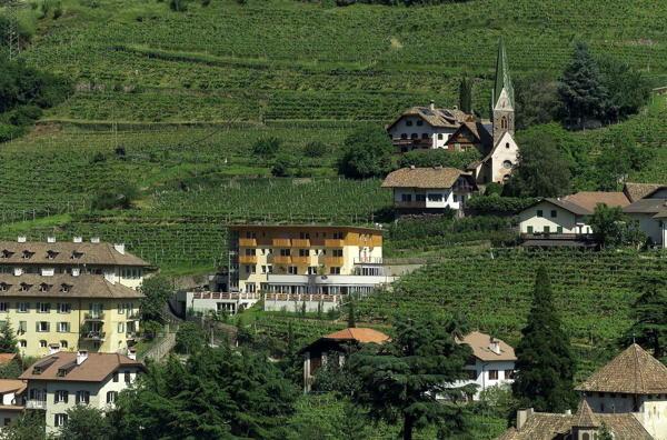 Position Hotel Hanny Bolzano