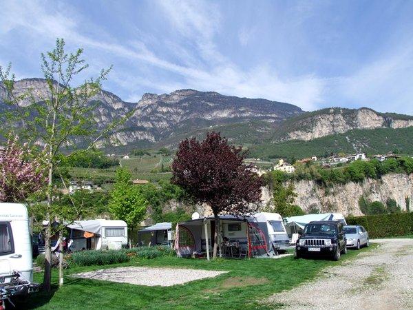 Photo exteriors in summer Camping Obstgarten