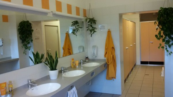 Photo of the bathroom Camping Obstgarten