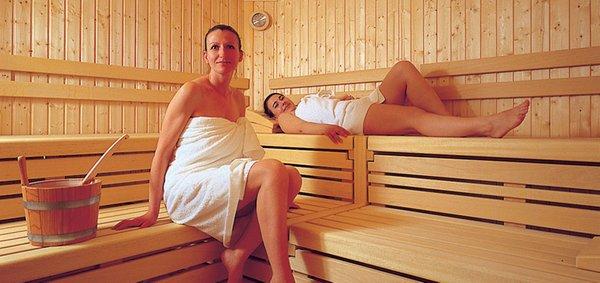 Foto der Sauna Badia - San Leonardo