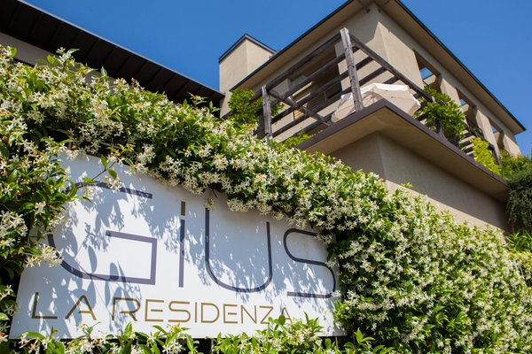 Hotel residence designhotel gius la residenza kaltern for Designhotel bozen